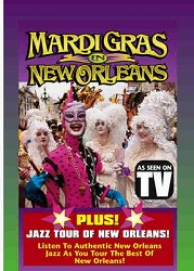 Mardi Gras in New Orleans DVD