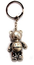 Key Chain Bear Luv NOLA