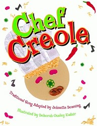 Chef Creole Book