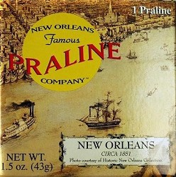 New Orleans Famous Pralines Singles