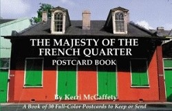 Majesty of French Quarter Postcard Pack