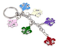 FDL Dangle Key Chain