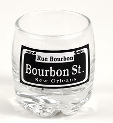 Bourbon St. Scotch Shot