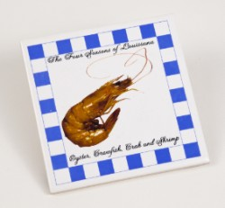 Shrimp Tile