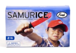 Samurice- sword ice molds