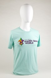 MGW Logo T-Shirt Mint SZ 2XL