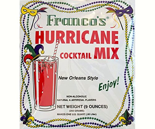 Hurricane Mix 1 Quart,423556