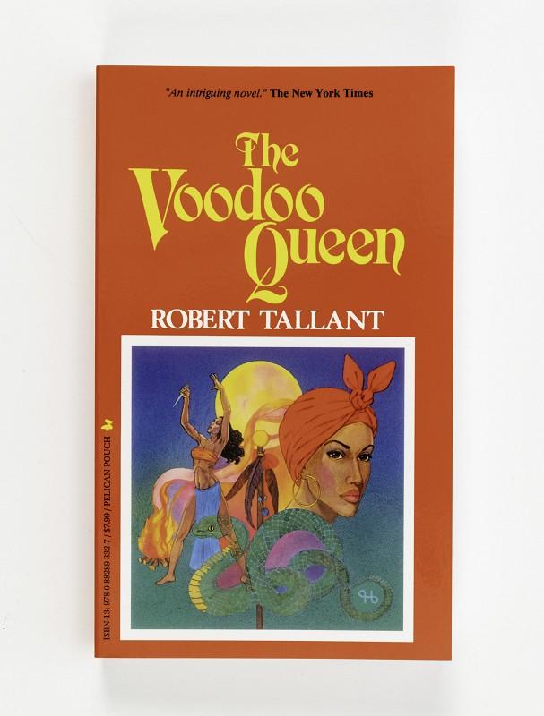 Voodoo Queen Paperback Book