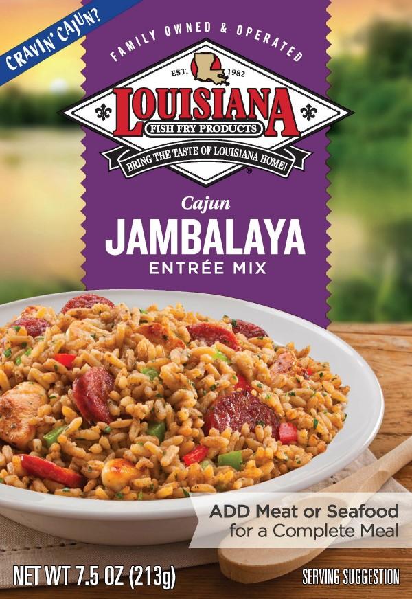 Jambalaya Dinner Mix,230