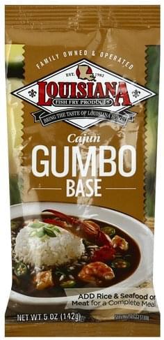 Cajun Gumbo Dinner Mix,7