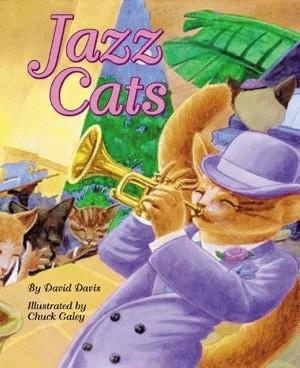 Jazz Cats,9781565548596
