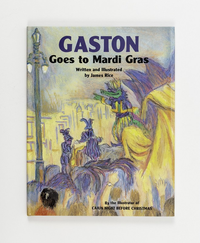 Gaston Goes to Mardi Gras
