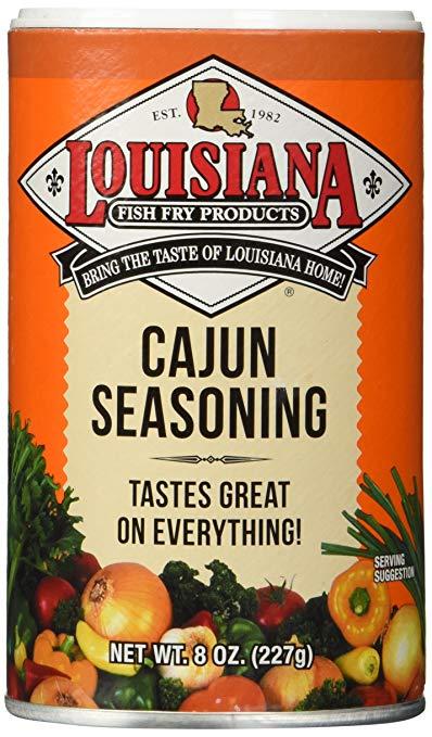 Cajun Seasoning,8