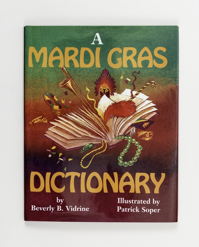 Mardi Gras Dictionary,9781565543324