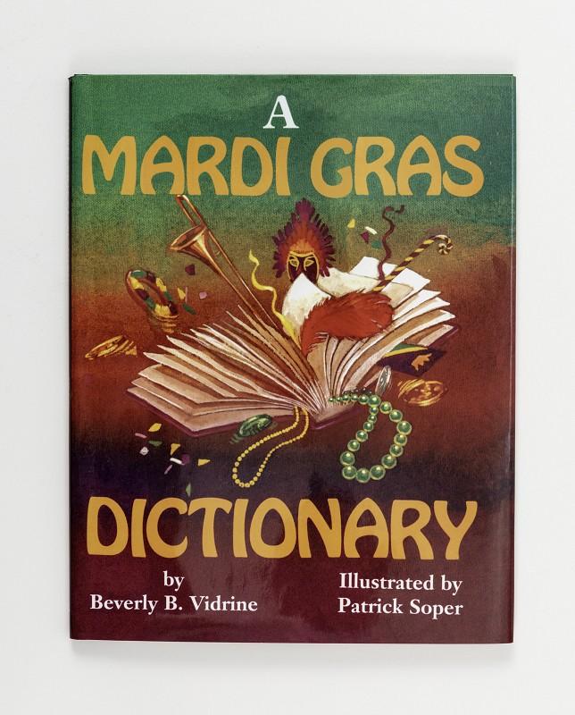 Mardi Gras Dictionary,9781565543324