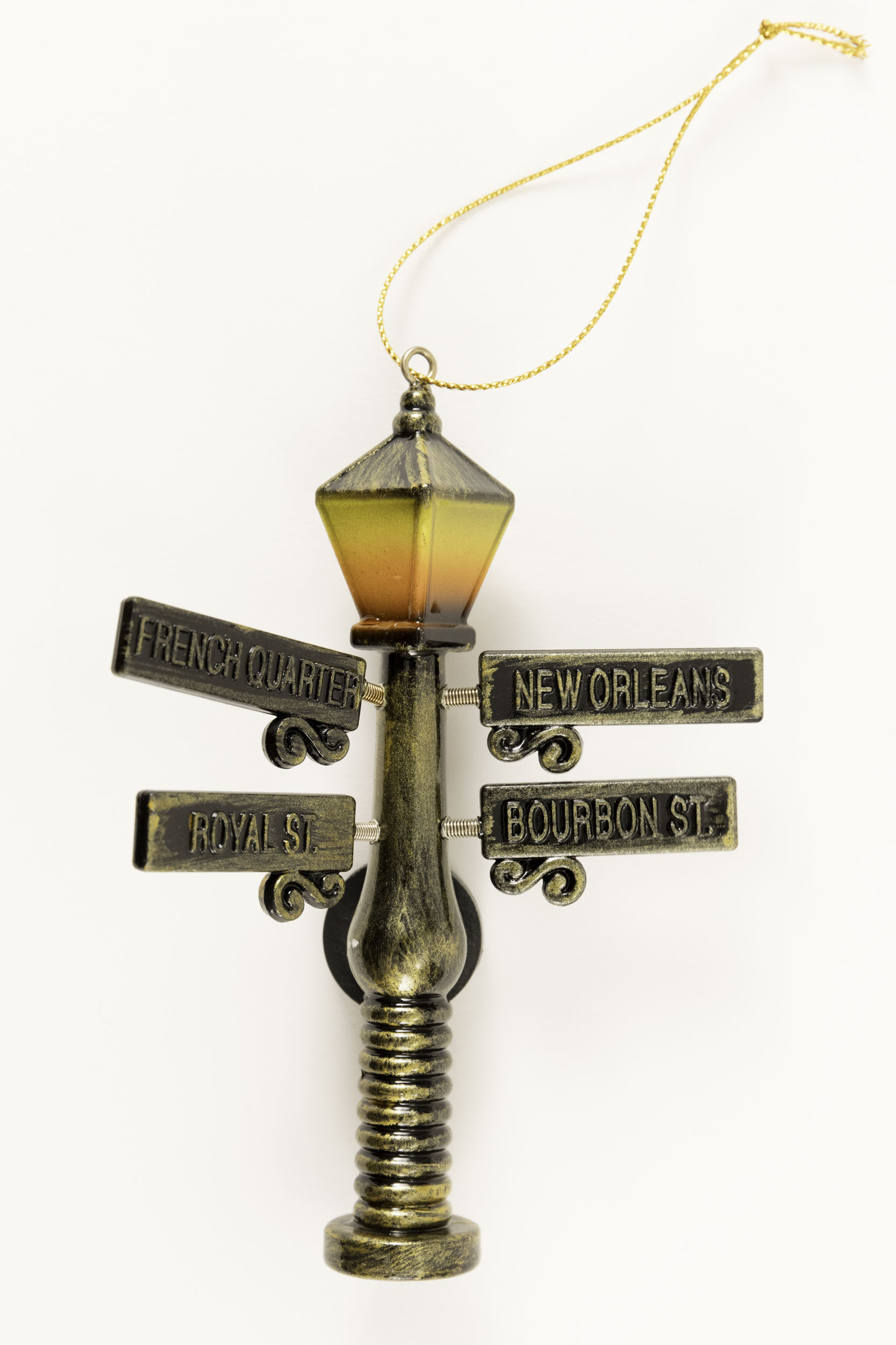 Lamp Post Ornament/Magnet,DX13909