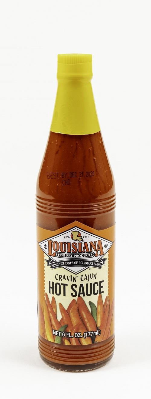 Hot Sauce 6oz,54