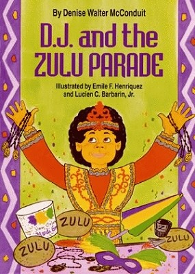 D.J. and the Zulu Parade,9781565540637
