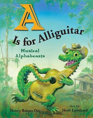 A is Alliguitar,9781455615575
