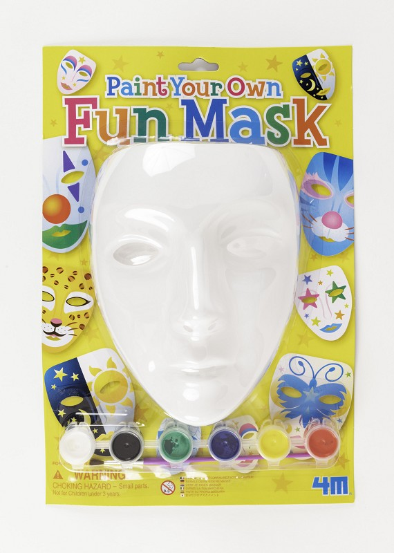 Paint Your own Mask Kit,3728