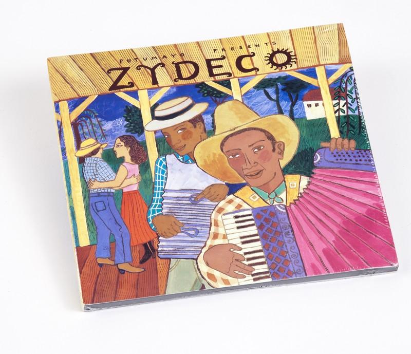 Zydeco Cd,PUT-1602