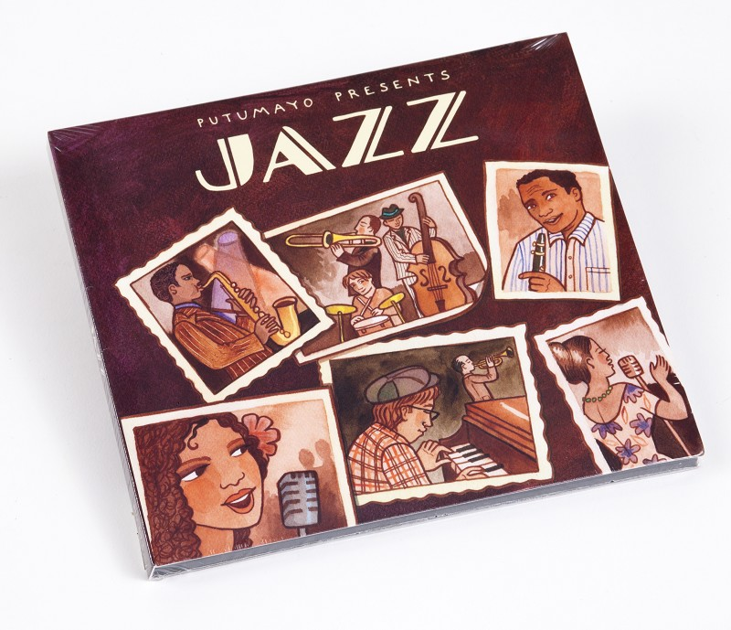 Jazz CD,PUT-3092