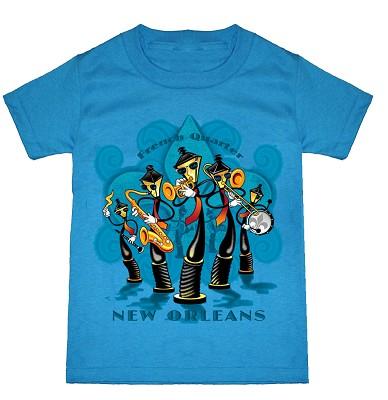 Lamp Post Band Kid Shirt,NOLAMP2