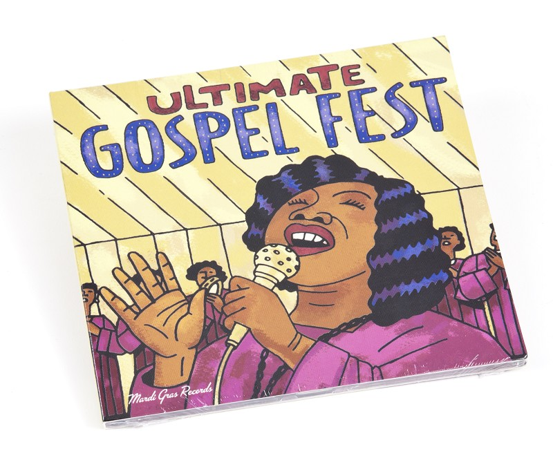 Ultimate Gospel Fest,1093CD