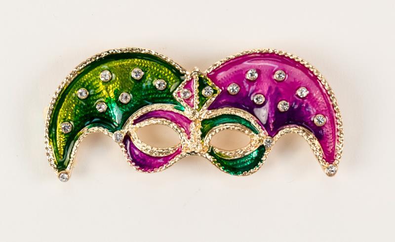 Jester Mask Pin,139