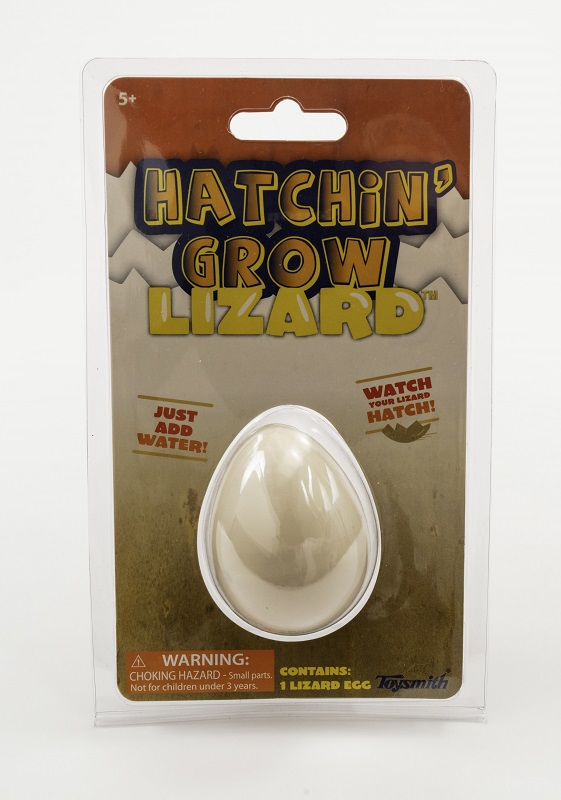 Hatchin Grow Gator/Lizard,8535