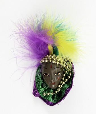 Mask Face Ornament/Magnet,FM28