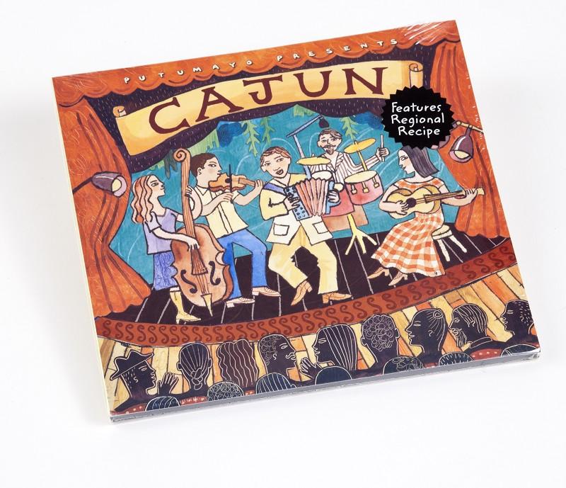 Cajun CD,PUT-3462