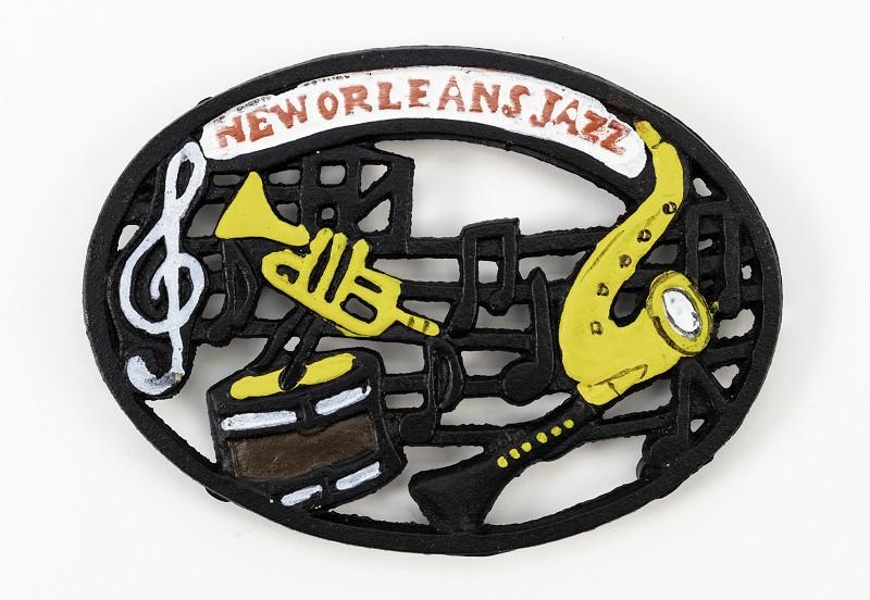 Jazz Iron Trivet,146004