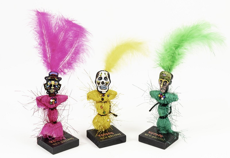 Voodoo Doll with Stand,SHQ1012-1