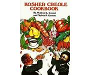 Kosher Creole Cookbook,9780882897752