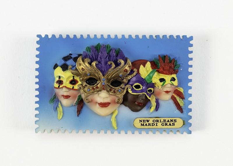Stamp Magnet,45-3F