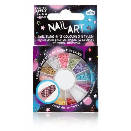 Nail Art Sequin Wheel,NP4892