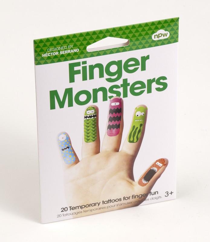 Finger Monster,W8562