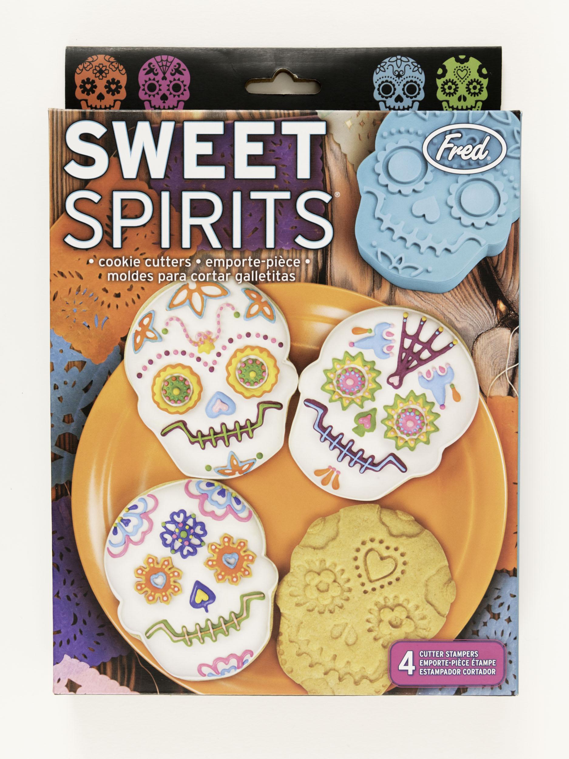 Sweet Spirits Cookie Cutters,SWSP