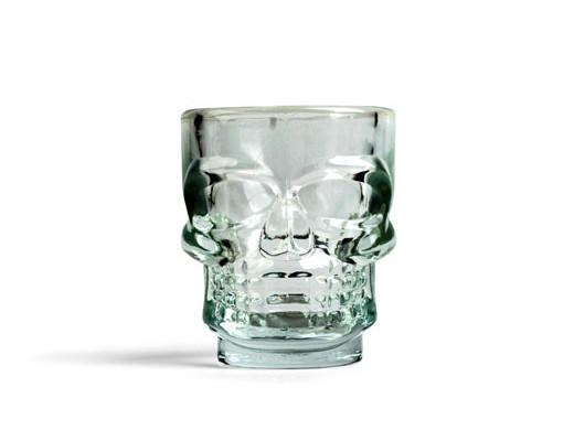 Skull Shot glasses Set of 4,GL06