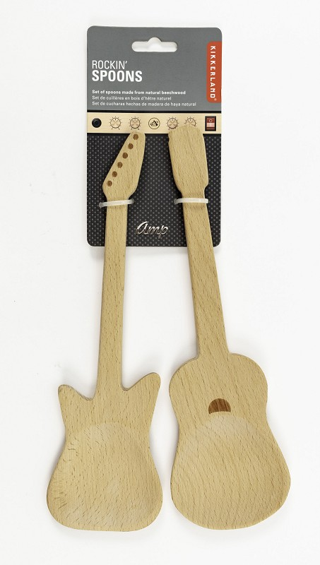 Guitar Salad Servers,CU64