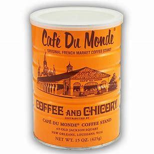 Cafe Du Monde- Coffee