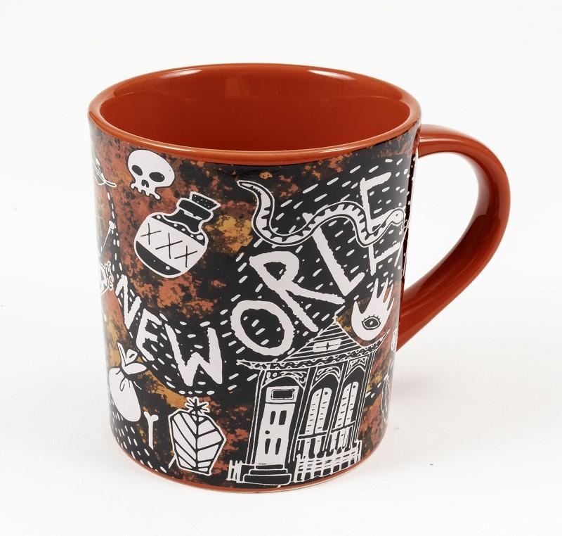 Voodoo mug,05VUDU