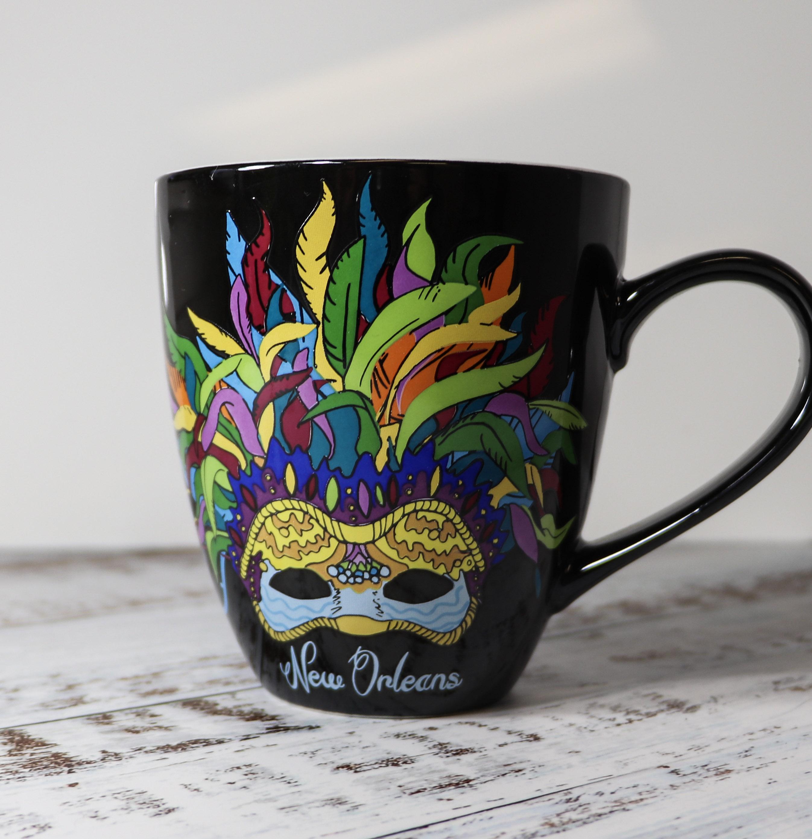 Mask Mug,07BMASK