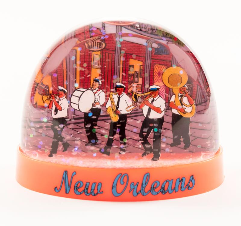 Band Snow Globe,635BAND