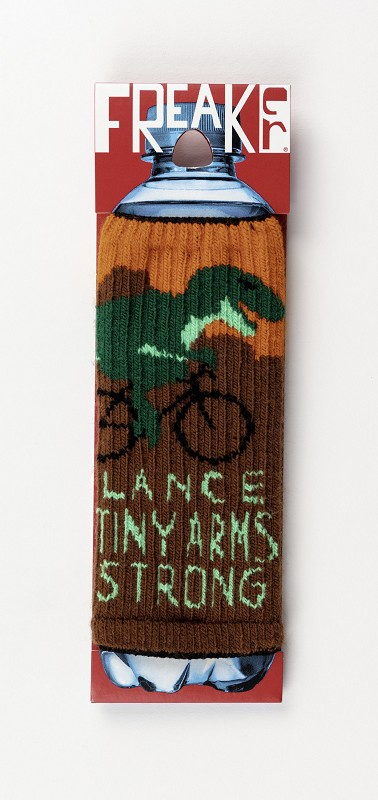 Lance Tiny Arms Strong,F-17