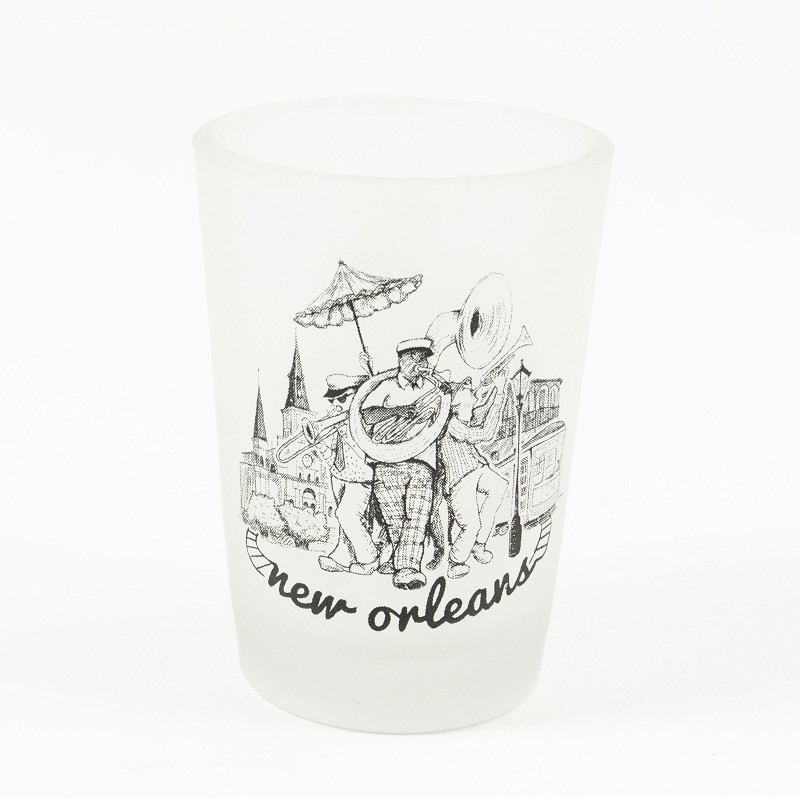 Music Line Shot Glass,G3MUS