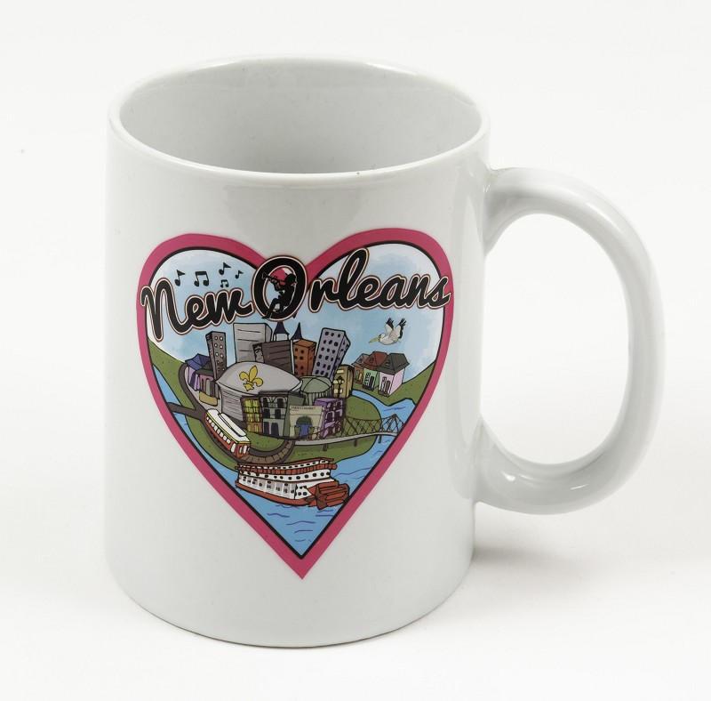 Heart Line Mug,04HRT