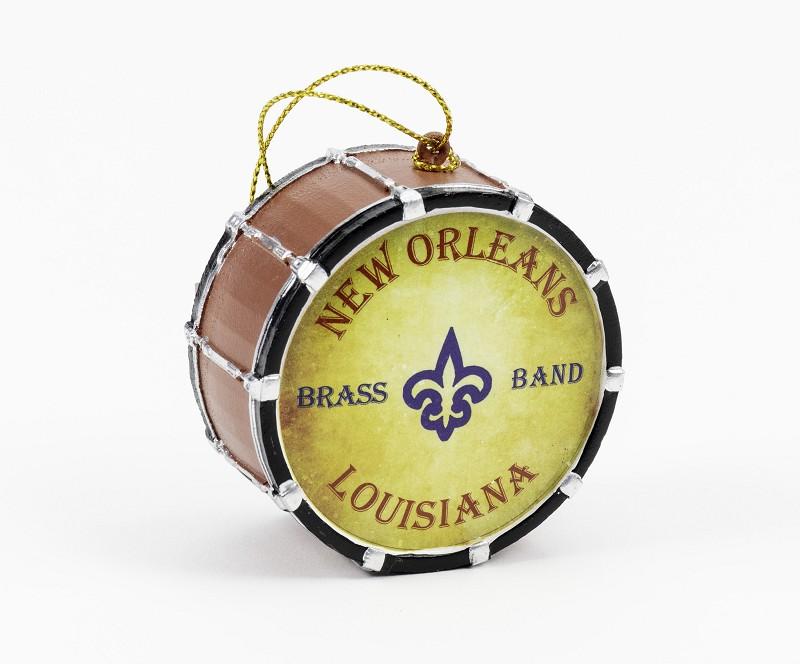 Drum Ornament,R03
