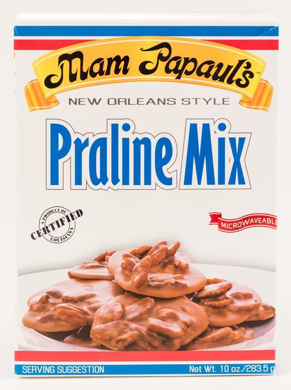 Mam Papauls Praline Mix,70017DRY
